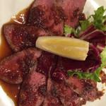 恵比寿 牛たん 英司 - ローストビーフ