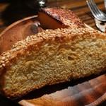 カパンナドルソ - パン三種