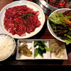 せんなり - 料理写真:焼肉ランチ