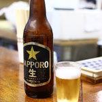 富士屋本店 - ビール