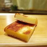 江戸前鮓 すし通 - 厚焼き玉子