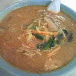 王蘭 - 料理写真:以前食べたみそラーメン