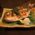 田田の宿 - 料理写真:焼もの