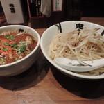カラシビつけ麺 鬼金棒 - カラシビつけ麺(麺400g)