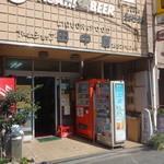 田中屋酒店 - 一見普通の酒屋です。