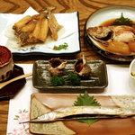 Tenyuumaru - コース料理