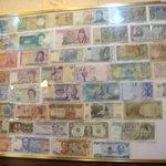 サンサール - 各国の紙幣