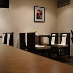 Pollo - テーブル席24席
