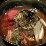 清香園 - 韓国風冷麺