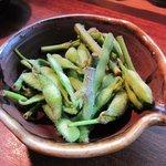 たらキッチン - 枝豆