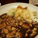 44102521 - 麻婆豆腐丼