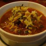 ガラムマサラ - インディアン・スタミナスープ ¥399
