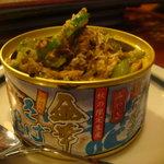ガラムマサラ - 鯖缶ゴーヤ