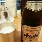 44118081 - ビール520円