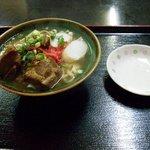 4412686 - 沖縄料理 いっちゃん ソーキそば