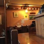 麺処 メディスン麺 - 店内