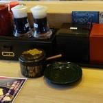 力丸 - テーブルセット
