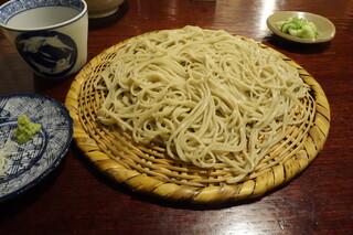 丹想庵 健次郎 - もり蕎麦