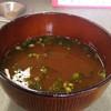 こいし - 料理写真:シジミ汁