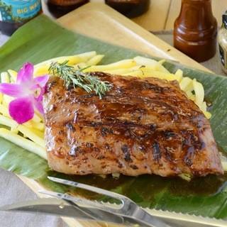 彩り豊かなこだわりのハワイアン料理!