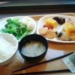 ホテル ルートイン - 朝食