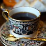 自家焙煎珈琲 蘭館 - ドリンク写真:秋のごちそう珈琲