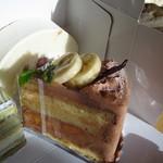 黒猫洋菓子店 - 料理写真:ケーキ
