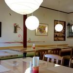 ピカポロンツァ - 2階のレストラン