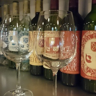 イタリアに国産ワインと多数ご用意致しております!