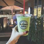 ロベックスジュース - 自分で色々入れたグリーンスムージー。