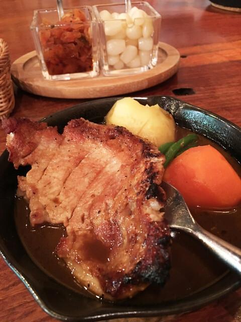 アルペンジロー 本店 - 横浜豚やまわり