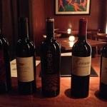 ル コルボオ - この日のグラスワイン