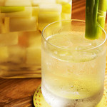 ネギッチン negi negi - 自家製葱のお酒もたくさん