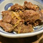 たん焼 忍 - たんの生姜