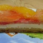 キルフェボン 横浜店 - 【横浜限定】3種の柑橘ティラミスのタルト