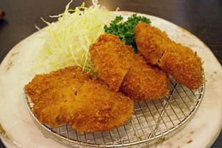 すゞ家 赤門店 - ヒレカツ
