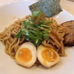 三代目ユタカ - 煮干まぜSoba(大盛り)¥800