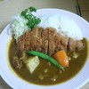 Asano - 料理写真:かつカレー全景」