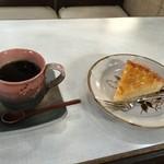 ソフイアンカフェテラス - 料理写真: