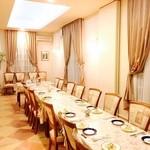 パティオ - 個室(最大20名様まで、4日前までの要予約)