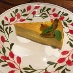 44142585 - かぼちゃのチーズケーキ