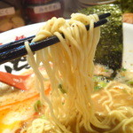 44145813 - 麺は細麺・ちぢれ麺からちぢれ麺を選択