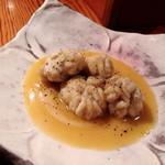 飯家 りょう - 白子のバターソテー