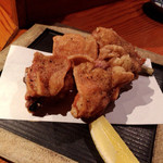 飯家 りょう - 鶏の唐揚げ