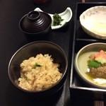 nihonryourioosakakourimbou - 季節ご飯