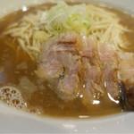 自家製麺 伊藤 - 肉4枚