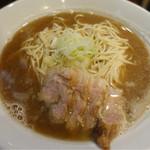 自家製麺 伊藤 - 肉ぞは