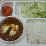 Nepaka - カレーセット(650円)