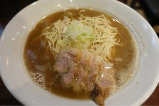 自家製麺 伊藤 銀座店 - 肉ぞは