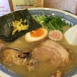 らー麺Chop - ゆずそば ¥700